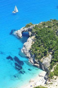 Cala Goloritzè, Gulf of Orosei, Sardinia, Italy ✯ ωнιмѕу ѕαη∂у