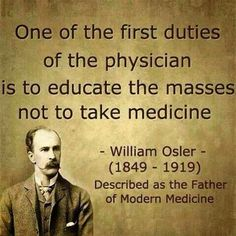 Live healthy, sleep right, exercise and laugh much, that is the best medicine! If all else fails, please, when you are sick, really sick, seek medical attention and don't be naive!