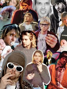 the beautiful mr. kurt cobain