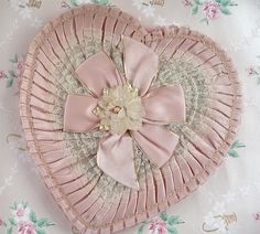 Vintage Shabby Chic Candy Box