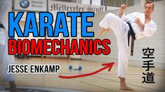 NEW KARATE SEMINAR | Biomechanics, Kumite Fear & Kicks — Jesse Enkamp