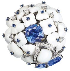 Chaumet 'Hortensia' ring