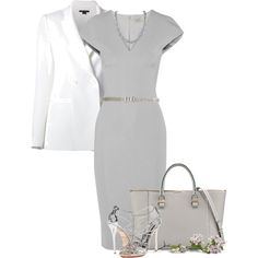Silver Lining, created by lisa-holt on Polyvore
