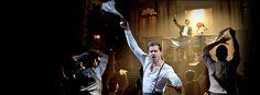 "Ricky Martin in ""Evita"" at the Marquis Theatre"
