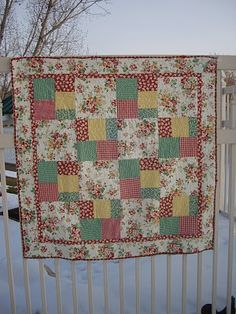 Monday Quilt Day