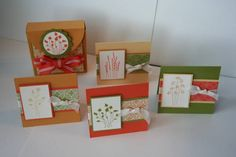 Pocket set by thisissomuchfun - Cards and Paper Crafts at Splitcoaststampers