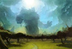 Humbaba, Dogmus of Sidarim by GEFAHRLICH.deviantart.com on @deviantART