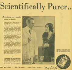 1932 Chesterfield Scientifically Purer..
