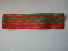 Replacement - belgian #croix de #guerre medal - ribbon -  6 inches #(150mm) long,  View more on the LINK: http://www.zeppy.io/product/gb/2/371804679820/
