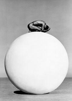 Kazu I, Los Angeles, 1995 - by Herbert List (1903 – 1975), German