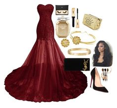 """""""#PolyPresents: Wish List"""" by elsa-ebervik on Polyvore featuring Christian Louboutin, Yves Saint Laurent, Lana Jewelry, Cartier, Chanel, Victoria's Secret, Lash Star Beauty, contestentry and polyPresents"""