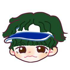 [FANART] UP10TION Bitto cr:@SEA_SEA_CHAN    #UP10TION  #fanart #업텐션  #오늘이딱이야 #비토 #BITTO #summer_go