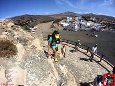 """Half Marathon des Sables Fuerteventura """"You're stupid"""".  This was the start of a conversation with my husband, Ben, after revealing I'd agreed to take part in the inaugural Half Marath…"""