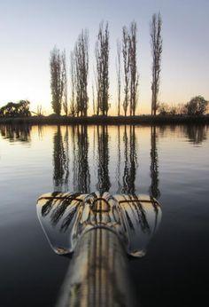 Kayaking in Canberra - Australia