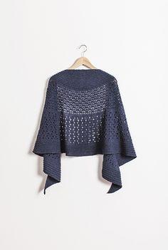Moon & Stars shawl - Shui Kuen Kozinski