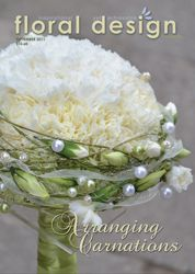 Increase your flower arranging style repertoire.Step by step ...