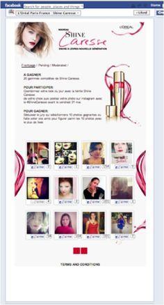 Shine Caresse - L'Oréal Paris, May 2013, #Ykone