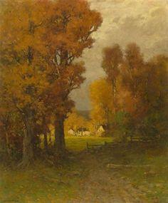 A Day in November by Edward Loyal Field