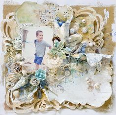 Treasure - Scrapbook.com  by Stacey Young