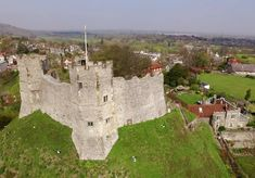 Lewes Castle, Medieval Castle, Old Houses, Mount Rushmore, Palace, England, Mountains, Cathedrals, Travel