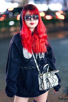 What to Wear: The Best Japanese Street Fashion Trends From 2019! - Otashift Street Style Trends, Street Style Summer, Autumn Street Style, Street Brands, Fall Fashion Trends, Japanese Fashion, New Outfits, Fashion Brand, Work Wear