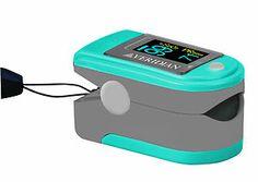 Veridian Healthcare Deluxe Fingertip Pulse Oximeter