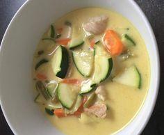 Rezept Curry Thai Suppe von Rica Rda - Rezept der Kategorie Suppen