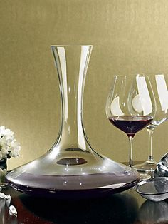 Vivid Wine Decanter - a must have...