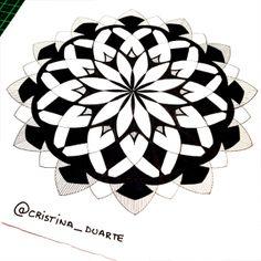 http://www.cristinaduarte.com.br #cristinaduarte07 #mandala #encomenda