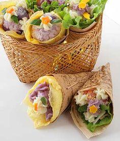 Basket bouquet - Hanami Bento