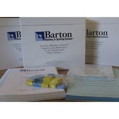 Barton Reading & Spelling System  Orton-Gillingham Based Approach