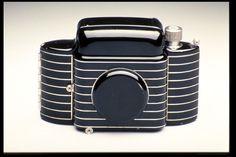 Walter Dorwin Teague, Kodak Bantam Special camera, 1933-36. Eastman Kodak Company, USA.