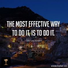 BYBER (@byberapp) | Twitter  The most effective way to do it, is to do it.  #meet #connect #explore #byber #byberapp