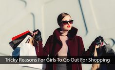 """Tricky Reasons For Girls To Go Out For Shopping, Whether a girl is in a good mood or a bad mood, the word """"shopping"""" is going to bring her in good spirits, https://carrierbaghutuk.quora.com/Tricky-Reasons-For-Girls-To-Go-Out-For-Shopping #CarrierBags#GiftBoxes#GiftBags #PaperBags#EcoFriendlyBags #TissuePapers #UK #Manchester"""