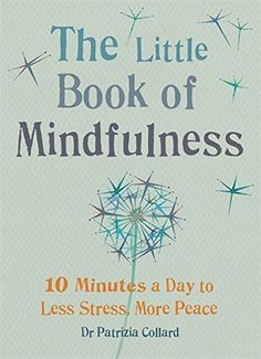 The Little Book of Mindfulness: 10 minutes a day to less stress, more peace: Amazon.co.uk: Dr Patrizia Collard: 9781856753531: Books