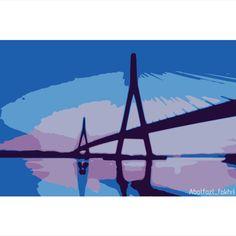 #river #bridge #nature #Abolfazl_fakhri