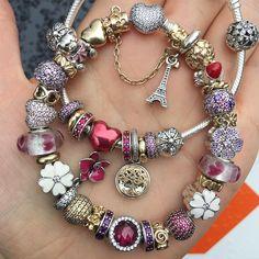 Off to a client with some beauties to assist me #pandoraaddict #pandoralover #pandorahearts #pandorajewelry #pandorajewelry #pandorabracelets #pandoraaddict #pandorabracelets #pandorabracelet #pandoragold #pandoraflow #pandoraclub #jewelry #silver #gold #mybracelets #bracelet #orchid #paris #eiffeltower #familytree #love