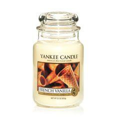 French Vanilla - Candles - Yankee Candle - http://www.yankeecandle.co.uk/en/uk/large-jar-candles/french-vanilla/invt/11512e