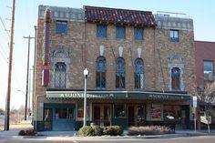 LOVE the Sooner Theatre building in Norman!