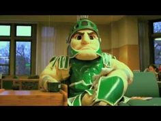 Sparty - The Most Interesting Mascot in the World #Spartans