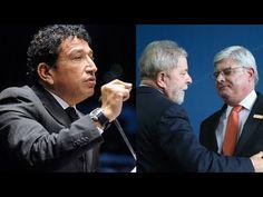 Magno Malta ataca Janot: 'Por esses critérios, Lula e Mercadante também ...