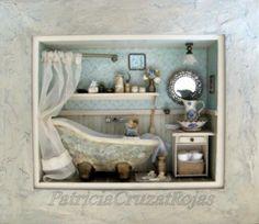 Bathroom by Patricia Cruzat Rojas