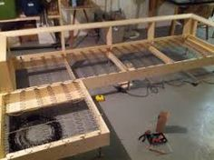 How to build your own DIY Couch--free building plans and upholstery tutorial to make your own modern Furniture Upholstery, Pallet Furniture, Furniture Projects, Furniture Plans, Home Projects, Cool Furniture, Inexpensive Furniture, Furniture Websites, Office Furniture