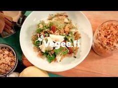 Timjamipaahdettu soijahiutale | Vegee.fi