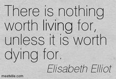 Quotation-Elisabeth-Elliot-living-Meetville-Quotes-54571.jpg 403×275 pixels
