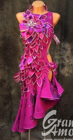 Wow Latin dress