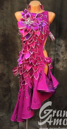 Wow Latin dress
