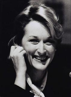 Meryl Streep in 1983.