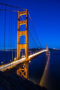 Golden Gate, San Francisco, California I need to return soon, my love. (San Francisco that is). :-)