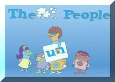 The un people- good for prefixes un and re